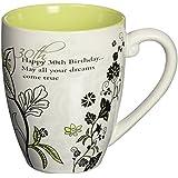 Mark My Words 30th Birthday Mug, 4-3/4-Inch, 20-Ounce Capacity