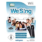 We Sing Bundle - Incl 2 Logitech Mics (Wii)by Nordic Games