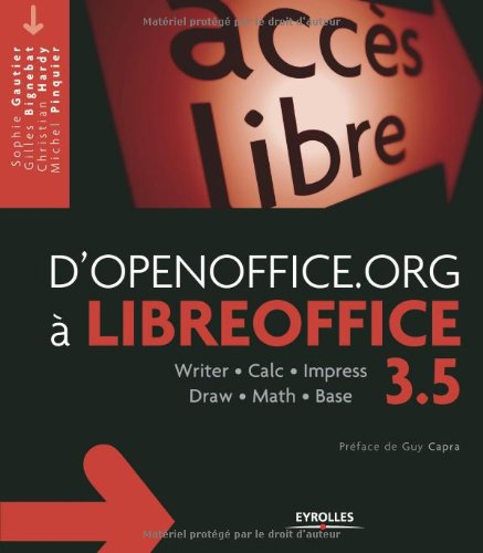 T l charger d 39 libreoffice 3 5 writer - Telecharger writer open office gratuit ...