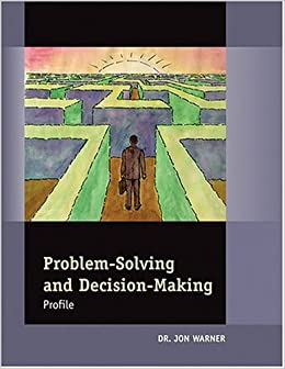 books on problem solving and decision making