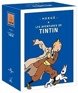 The Adventures of Tintin, Vols. 1-5