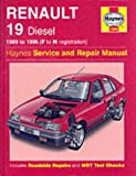 Steve Rendle Renault 19 Diesel Service and Repair Manual (Haynes Service and Repair Manuals)
