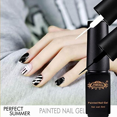 Perfect-Summer-Hot-New-UV-Nail-Gel-Polish-Painted-Nail-Gel-Dotting-Tool-3D-DIY-Nail-Art-Colors-Drawing-Painting-Manicure-Pen-Pull-Tool-Nail-Gel-Liner-and-Gel-Polishes-Sets