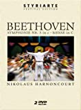 Beethoven, Symphony Nr. 5 - styriarte: DVD and companion book, Nikolaus Harnoncourt