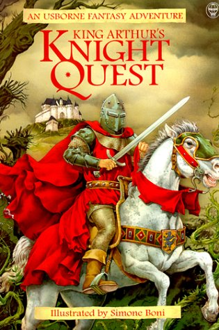 Knights of King Arthur (Usborne Fantasy Adventure)