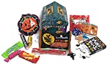 Happy Halloween ~ Fun Haunted House Shaped Treat Boxes ~ Filled with Fun Favors and Assorted Treats (4 oz)