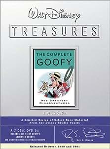 Walt Disney Treasures - The Complete Goofy