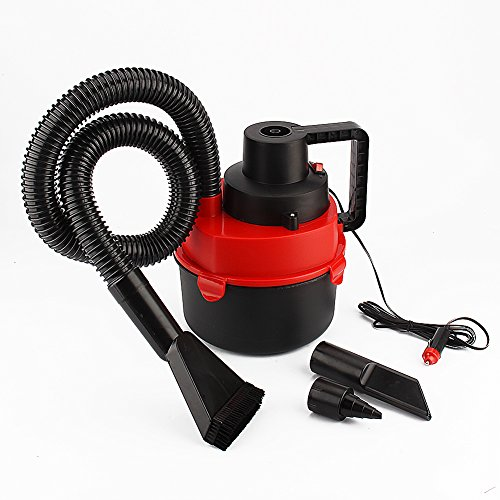 yosoo portable 12v wet dry mini car vacuum boat canister cleaner inflation pump use for. Black Bedroom Furniture Sets. Home Design Ideas