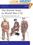 The British Army in World War I: v.2:...