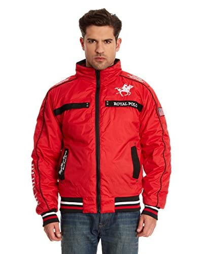Geographical Norway Giacca Crashtest [Rosso]