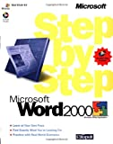 img - for Microsoft  Word 2000 Step by Step book / textbook / text book