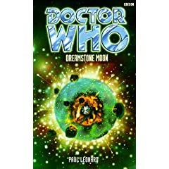 Dreamstone Moon (Doctor Who Series) by Paul Leonard