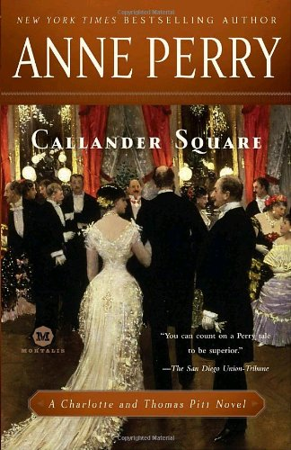 Callander Square (Charlotte & Thomas Pitt Novels)