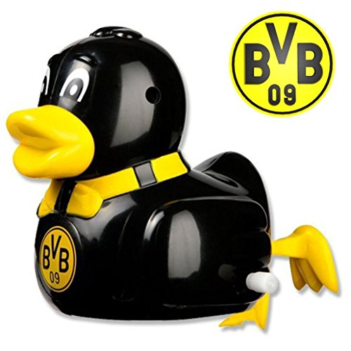 Borussia Dortmund Badeente / Quietscheente / Ente / Aufziehente / Duck - BVB 09