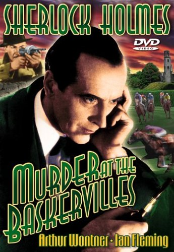 Murder at the Baskervilles Cover