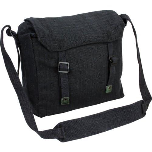 Highlander Webbing Haversack - Mens Messenger Bag