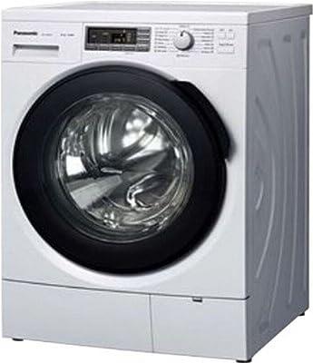 Panasonic NA-148VG Fully-automatic Front-loading Washing Machine (8 Kg, Grey)