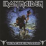 Iron Maiden WACKEN OPEN AIR LIVE 2016 The Book Of Souls World Tour 2CD set