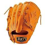 ゼット(ZETT) 軟式 プロステイタスシリーズ 投手用 BRGB30511 5600 オレンジ LH
