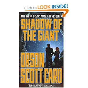 Shadow of the Giant (The Shadow Series) by Orson Scott Card