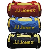 JJ Jonex Polyester 22 Cms Multi-Colour Soft Sided Gym Bags (Combo Pack Of 3) - B01H6VLE28