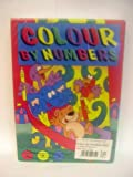 Wf Graham Colour By Numbers Book A4 735