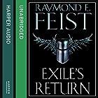 Exile's Return: Conclave of Shadows, Book 3 Hörbuch von Raymond E. Feist Gesprochen von: Peter Joyce