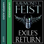 Exile's Return: Conclave of Shadows, Book 3 | Raymond E. Feist