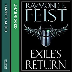Exile's Return Audiobook