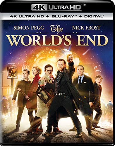 4K Blu-ray : World's End (2 Discos)