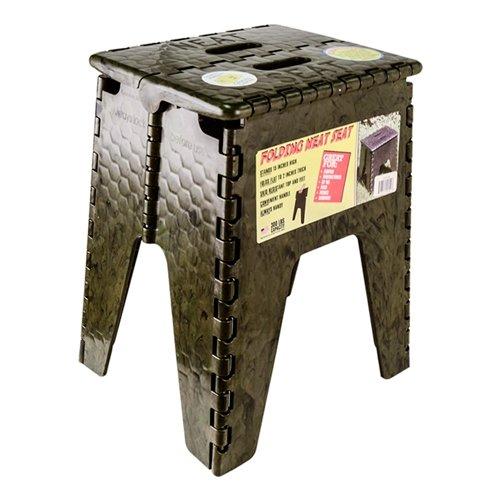 B & R Plastics 152-6CF EZ Foldz Step Stool/Seat (Wide Cf compare prices)