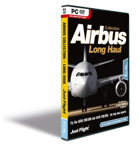 Airbus Collection: Long Haul Expansion for MS Flight Simulator X/2004 - PC (Airbus A340 Model compare prices)