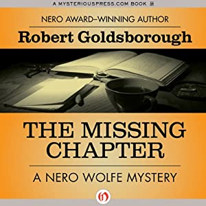 The Missing Chapter | [Robert Goldsborough]