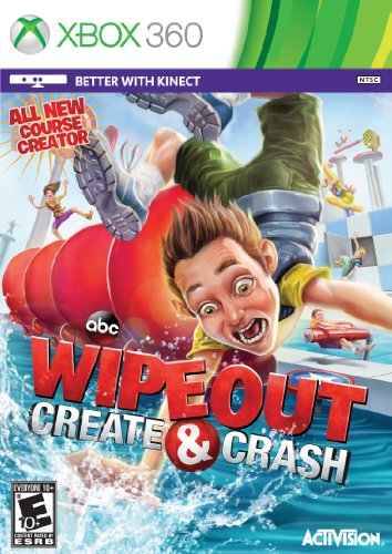 Wipeout: Create & Crash - Xbox 360 - 1