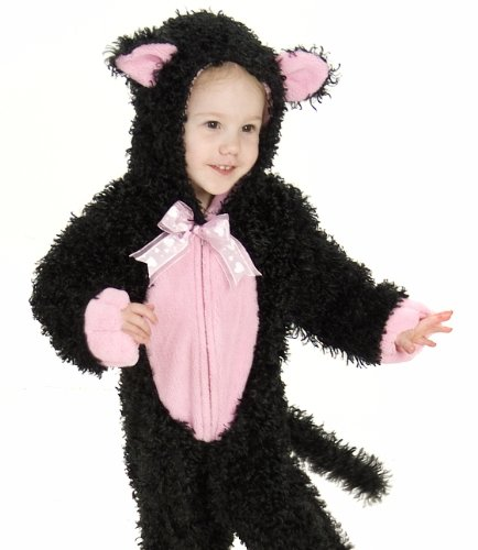Princess Paradise - Black Kitty Infant / Toddler Costume