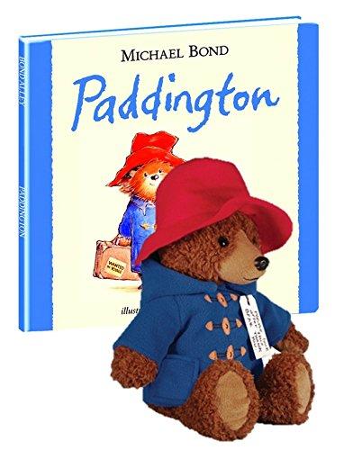"""Paddington Bear Movie Official Licensed Paddington Teddy Bear 8.5/"""""""