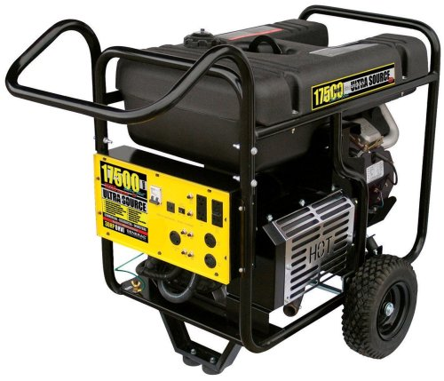 coleman powermate ultra 2500 watt generator manual