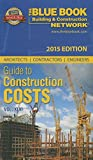 img - for The Blue Book Network Guide to Construction Costs 2015 book / textbook / text book