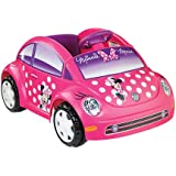 Power Wheels Fisher-Price 6 Volt Volkswagon Ride On - Minnie Mouse