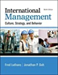 International Management: Culture, St...