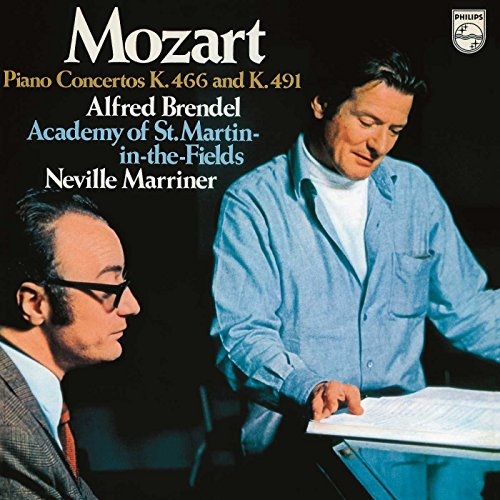 Mozart: Piano Concertos Nos. 20 & 24 [LP]