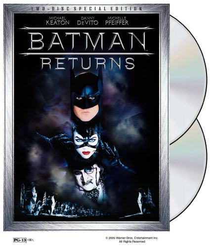 Batman Returns Two-disc Special Edition at Gotham City Store