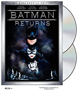 Batman Returns (Two-Disc Special Edition) (Widescreen) [Import]