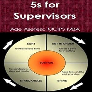 5S for Supervisors Audiobook