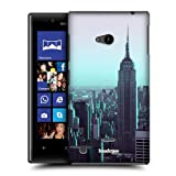 Head Case Empire State Building Manhattan New York Back Case For Nokia Lumia 720
