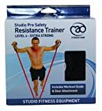 Fitness-Mad Safety Resistance Trainer - Extra Strong, Black
