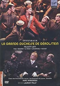 Offenbach: La Grande Duchesse de Gérolstein