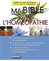 Ma Bible de l'homéopathie