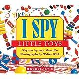 I Spy Little Toys