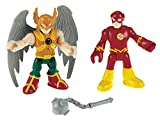 Fisher-Price Imaginext DC Super Friends Hawkman and The Flash